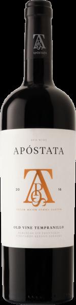Apóstata vino de mesa Old Vine Tempranillo Peninsula Vinicultores MO 2016 (Inhalt 75 cl)