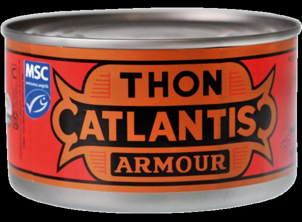 Thon weiss in Öl (Inhalt 295 g)