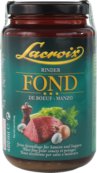 Rinderfond Lacroix (Inhalt 400 g)