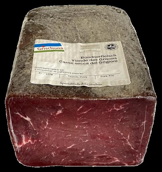 Bündnerfleisch am Stück ca. 1500 g