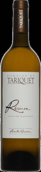 Réserve Tariquet blanc Côtes de Cascogne IGP Domaine du Tariquet MO 2016 (Inhalt 75 cl)