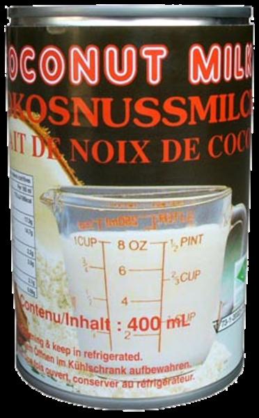 Kokosnussmilch (Inhalt 400 ml)