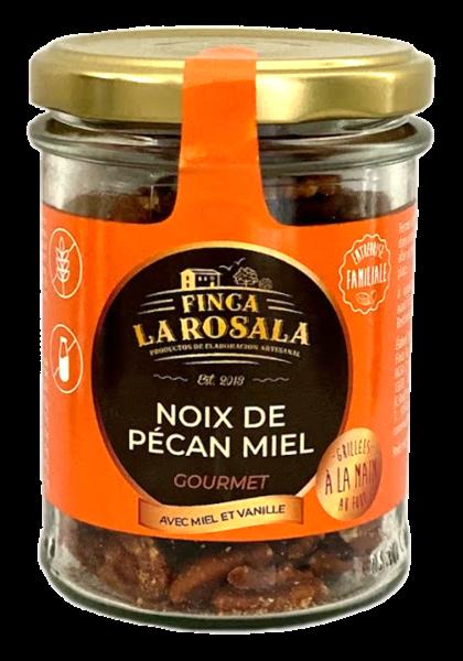 Pecan-Nüsse mit Honig (Inhalt 90 g)
