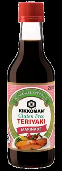 Teriyaki Marinade Kikkoman (Inhalt 250 ml)