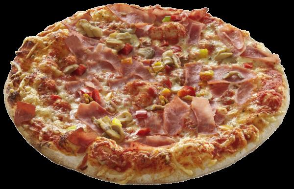 Pizza Prosciutto 30cm Durchmesser (Inhalt 620 g)
