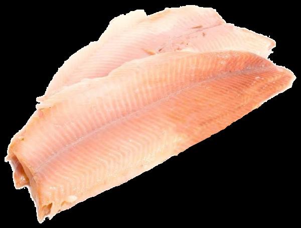 Forellenfilet weiss ca. 300 g mit Haut ohne Gräte