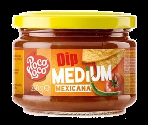 Fajita Sauce Poco Loco mittelscharf (Inhalt 260 g)