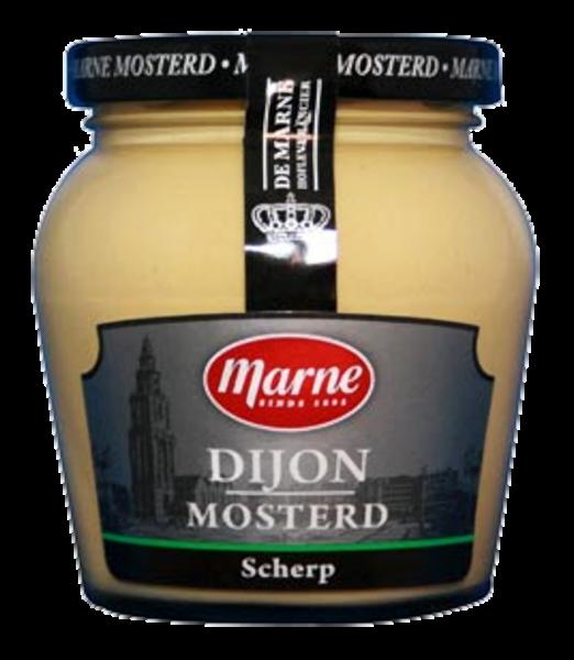 Dijon-Senf scharf (Inhalt 235 g)