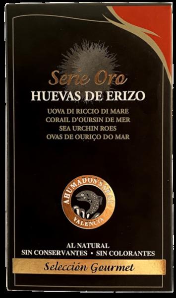 Seeigel-Fruchtfleisch / Uova di riccio di mare (Inhalt 85 g)