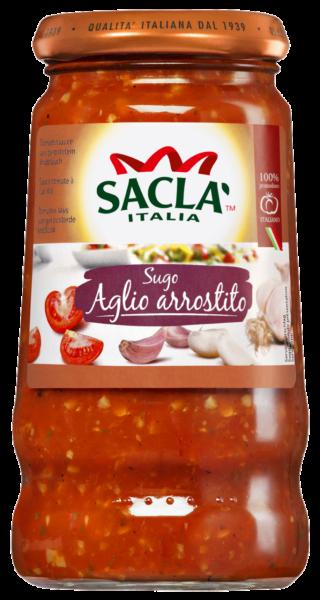 Pastasauce Tomaten mit geröstetem Knoblauch (Inhalt 420 g)
