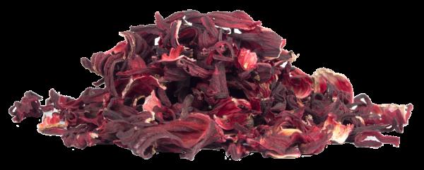 Hibiskusblüten (Inhalt 500 g)