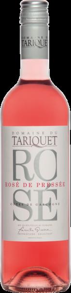 Rosé de Pressées Côtes de Gascogne IGP Domaine du Tariquet MO 2019 (Inhalt 75 cl)