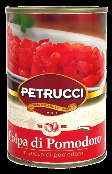 Gehackte Tomaten (Inhalt 400 g)