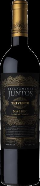 Trivento Lejanemente Juntos Malbec Cabernet Franc Trivento Bodegas Mendoza MO 2014 (Inhalt 75 cl)