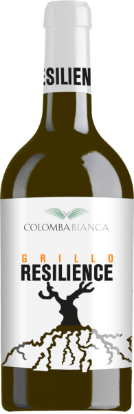 Resilience Single Cru Grillo Sicilia DOC Colomba Bianca MO 2018 (Inhalt 75 cl)