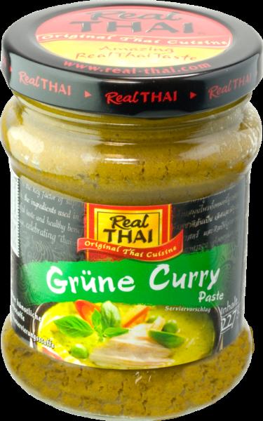 Currypaste grün (Inhalt 227 g)