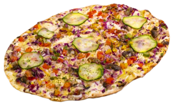 Flammkuchen 7-Gemüse (Inhalt 350 g)