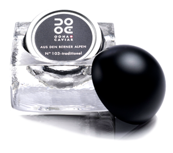 Oona Caviar Nr. 103 traditionnel im Ice Cube (Inhalt 50 g)