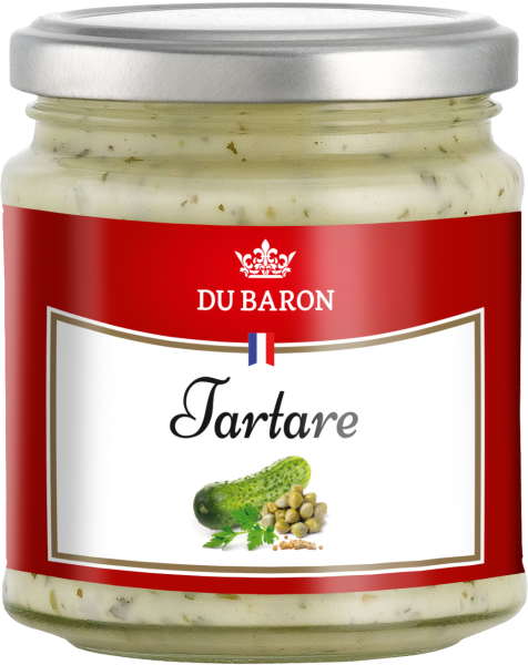 Sauce Tartare Du Baron (Inhalt 160 g)