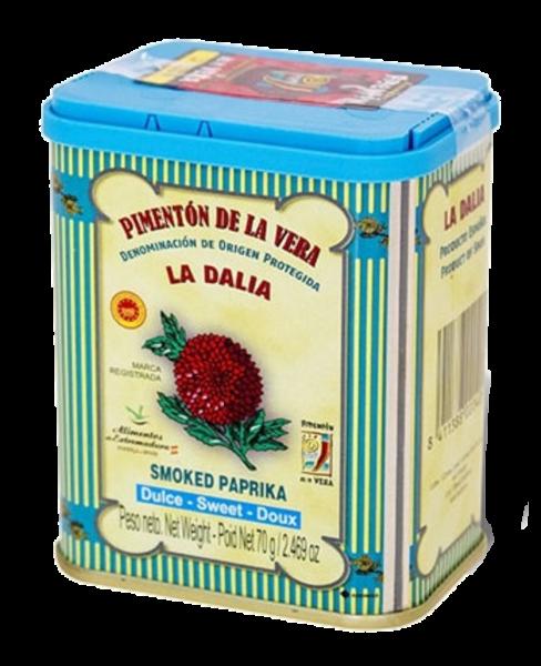 Pimentón de la vera dulce (Inhalt 70 g)