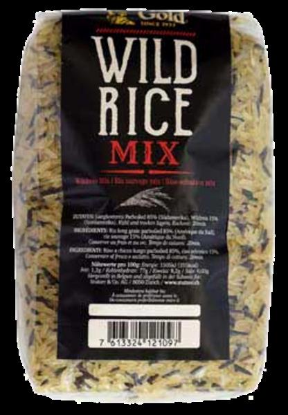 Wildreis-Mix (Inhalt 1000 g)