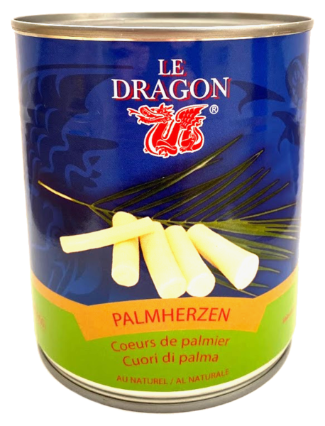 Palmherzen (Inhalt 220 g)