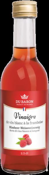 Himbeer-/Weissweinessig Du Baron (Inhalt 250 ml)