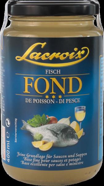 Fischfond Lacroix (Inhalt 400 g)