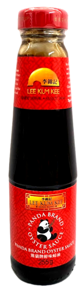 Austernsauce Lee Kum Kee (Inhalt 255 ml)